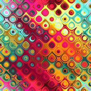 Webtreats Tileable Tropical Abstract Patterns Part1-3 | Flickr