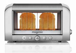 Magimix Vision Toaster, World's First See-Through Toaster