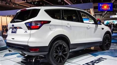 best when will the 2019 ford escape be released exterior ford escape 2019 redesign and changes