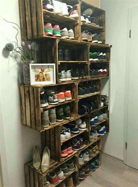 unique closet shoe rack ideas best 25 shoe storage
