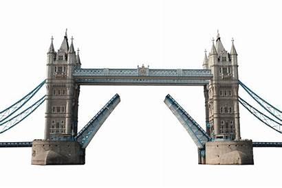 Bridge Tower London Clipart Background Transparent Translucent