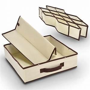 Schubladen Organizer Ordnungssysteme : relaxdays faltbarer textil organizer aufbewahrungsbox ~ Michelbontemps.com Haus und Dekorationen