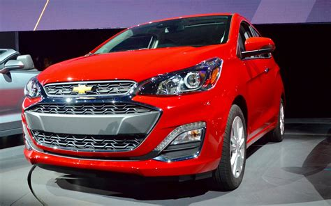 2019 Chevrolet Spark New Nose, New Colours 33