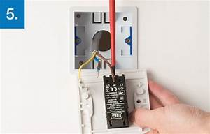 Fitting A Dimmer Switch