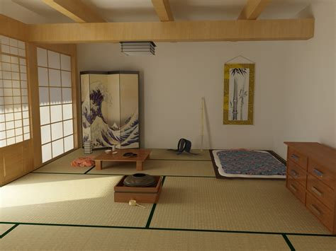 chambre style japonais japanese interior design interior home design