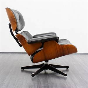 Fauteuil Charles Eames : fauteuil lounge et ottoman herman miller charles ray ~ Melissatoandfro.com Idées de Décoration