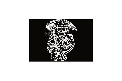 Sons of anarchy logo vector free download :: gorkrecrimo