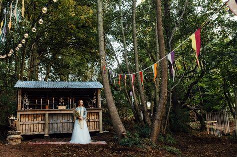 woods  wilderness weddings kent uk wedding