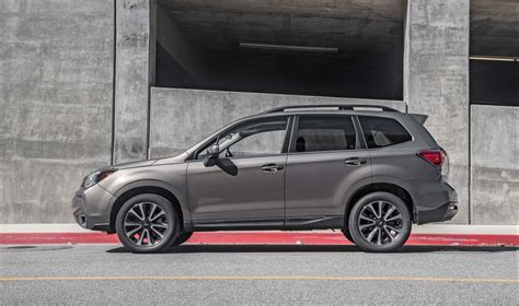 subaru forester sti gas mileage rumor redesign