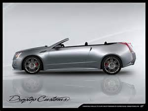 Cadillac CTS Coupe Convertible