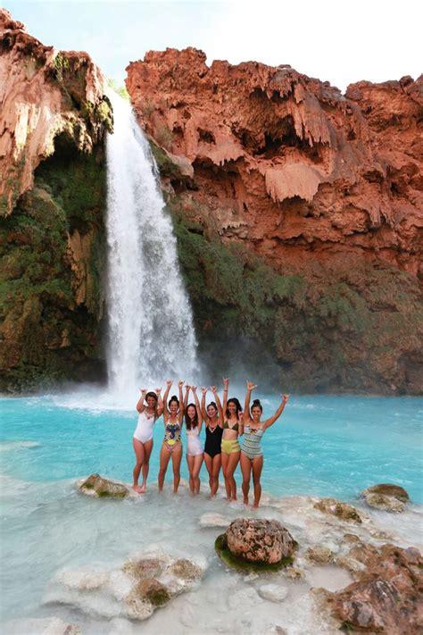 How To Havasupai Havasupai Falls Arizona Travel Trip
