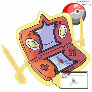 rotom dex pokemon b images