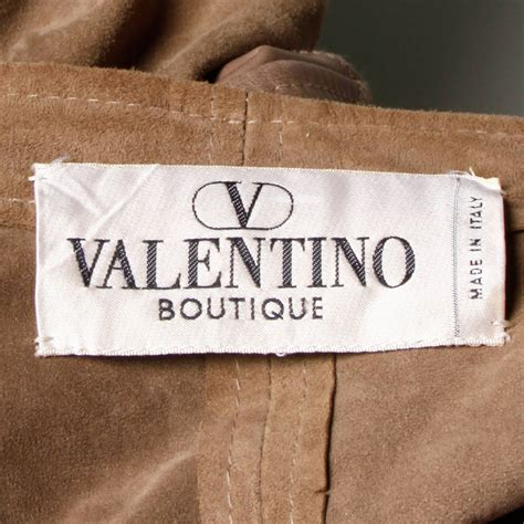 valentino vintage brown buttery leather bomber jacket