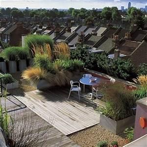 Amenagement Terrasse De Toit : jard n en una terraza o azotea guia de jardin ~ Premium-room.com Idées de Décoration