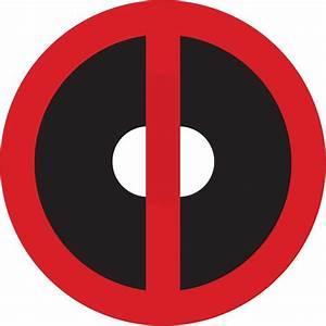 Pics For > Deadpool Logo Black And White