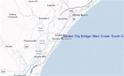 garden city sc weather garden city bridge creek south carolina tide