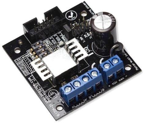 5 axis out board wih relay v5