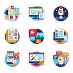 Icon Marketing Growth Strategy Icons Flaticon Seo