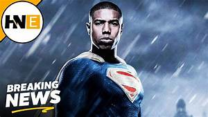 Warner Bros Wants Michael B Jordan for NEW Superman - YouTube
