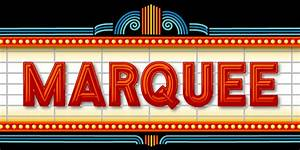 Compilation of Top 10 Film Marquee Font Styles