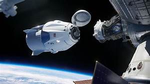 Nasa And Spacex Launching Two Astronauts On Crew Dragon