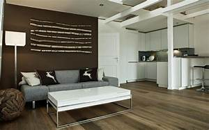 Wohnzimmer Ideen Wandgestaltung : vorschlaege wandgestaltung wohnzimmer mit stein ~ Sanjose-hotels-ca.com Haus und Dekorationen