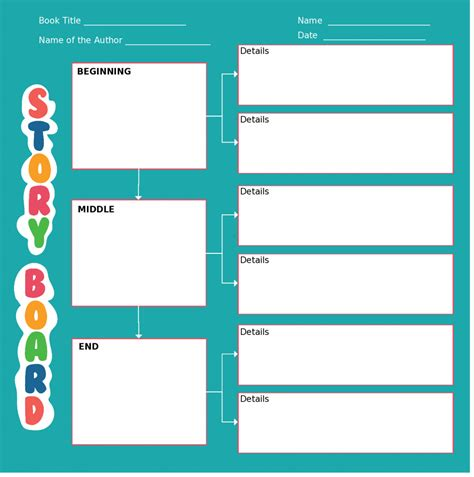 Design Storyboard Template by Beautiful Storyboard Exles For Students For And