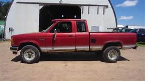 1991 Ford Ranger Pickup Truck For Sale By Online Auction