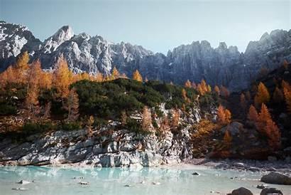 Mountain Unsplash Desktop Wallpapers Fall Backgrounds Computer