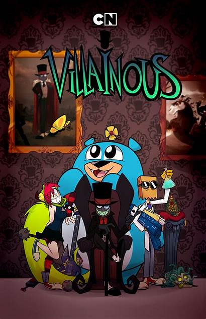 Villainous Wiki Fandom Cb