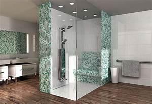 wedi Fundo Riolito Floor level shower element with linear drainageLeaking shower; bathroom