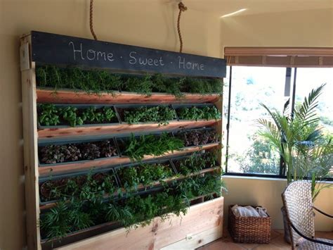 Diy Foot Indoor Vertical Garden.