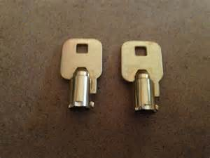 2 sentry safe keys cut to your code cut key safes