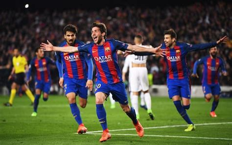 Barcelona 6 PSG 1: Miracle at the Nou Camp as Barca ...