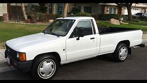 1986 Toyota Pickup Review