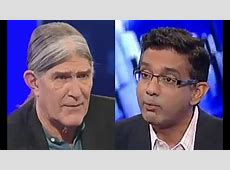 'You're a Disgrace' Dinesh D'Souza calls out Ward