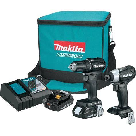 makita akkuschrauber lxt makita 18 volt lxt lithium ion sub compact brushless cordless drill impact driver combo kit 2