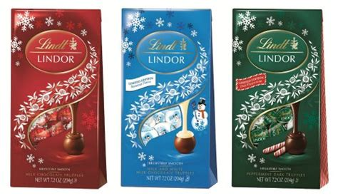 lindor chocolate flavors colors lindt lindor truffles only 1 00 reg 4 79 at walgreen s
