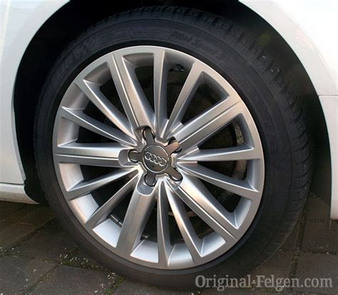 Audi VW Original Felge 8F0 601 025 B  15 V Speichen