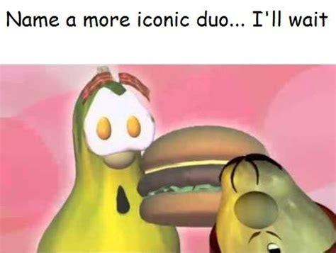 Veggie Tales Memes - more veggietales memes dankmemes