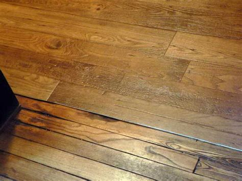 images  floors  pinterest wood stamped