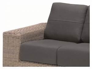 Lounge Sofa 2 Sitzer Outdoor : 4 seasons outdoor serie kingston loungesofa 3 sitzer gartenm bel hamburg shop ~ Whattoseeinmadrid.com Haus und Dekorationen