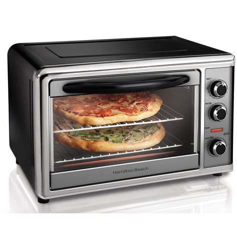 Small Countertop Ovens - toaster ovens hamiltonbeach