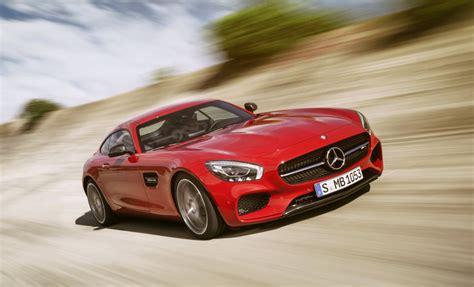 Mercedesamg Reveals Gt Sports Car  Iol Motoring