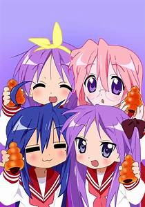 201 Best images about Shows: Lucky Star on Pinterest ...