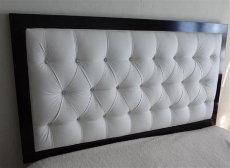 headboards diamond tuffted border headboard was sold for