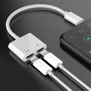 Iphone Adapter Aux : for iphone 7 7 plus aux adapter and charge cable ~ Jslefanu.com Haus und Dekorationen