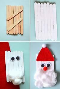 Bricolage A Faire Avec Des Petit : bricolage de no l en bois en 20 id es de d corations ~ Melissatoandfro.com Idées de Décoration