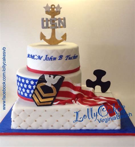 For the air force, navy, marine corps & coast guard, the nok is defined as: Navy Retirement cake   Retirement cakes, Navy birthday ...