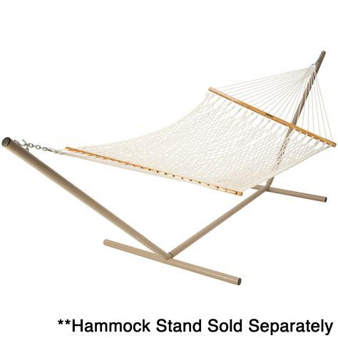 Polyester Hammock by Original Single Polyester Rope Hammock Pawleys Island